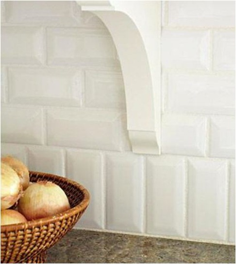 Spicing Up Subway Tile