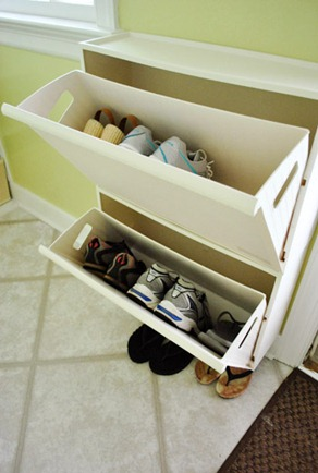 Young House Love Organizational Trick