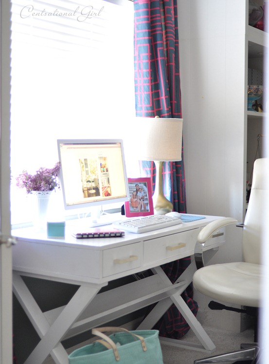 centsational girl office desk