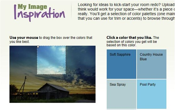 save inspiration images