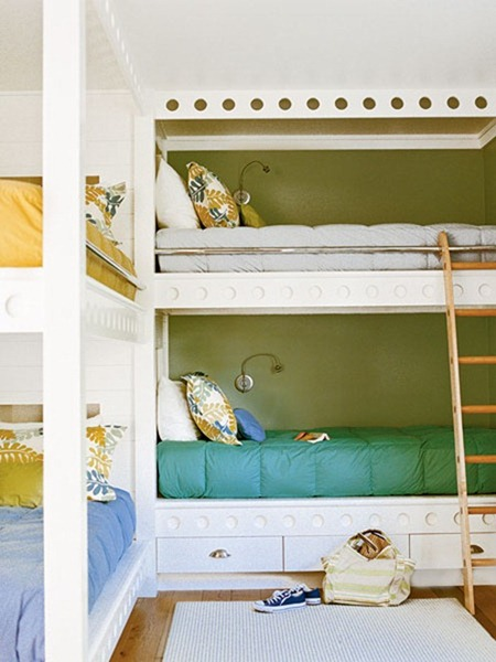 coastal living bunks