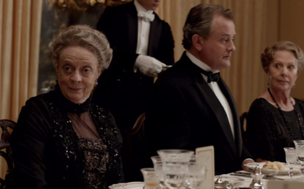 dowager have fun comment downton abbey