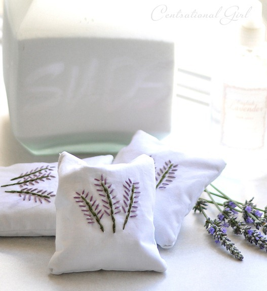 Image Result For How To Make Scented Drawer Sachets