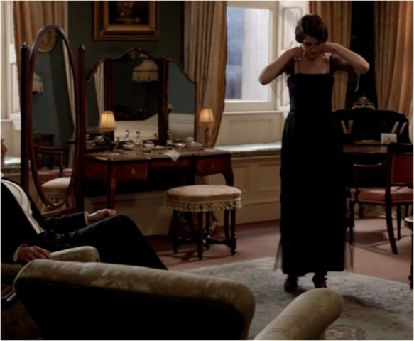 mary and matthews room downton