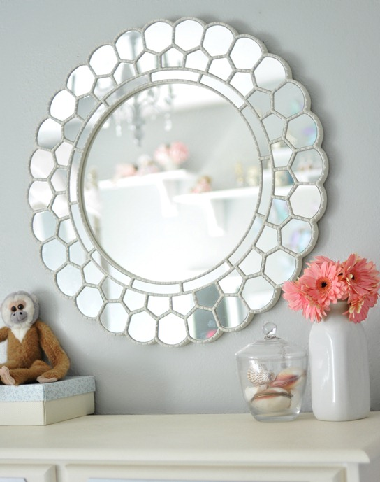 pottery barn kids mirror