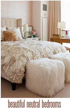 beautiful neutral bedrooms