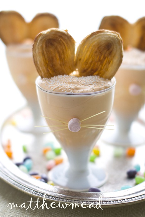 bunny ears mousse