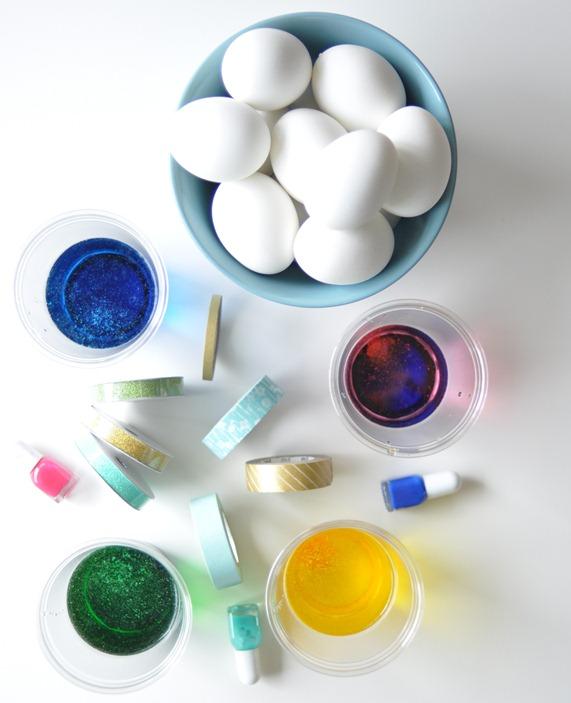 eggs and polish