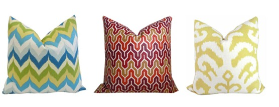 etsy designer pillows