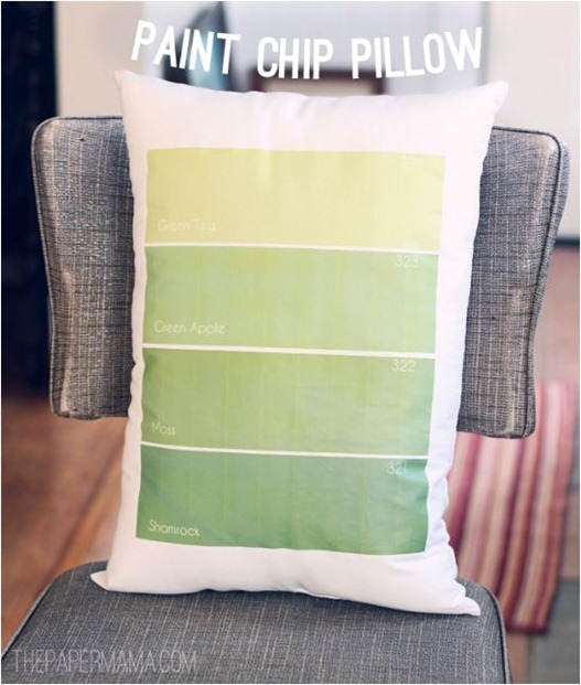 paint chip pillow stylespotters