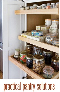 practical pantry solutions