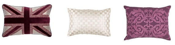 zara home pillows