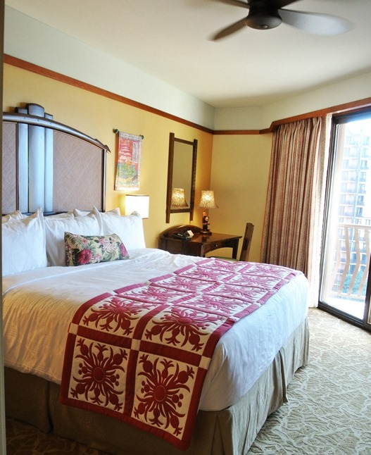 aulani bedroom