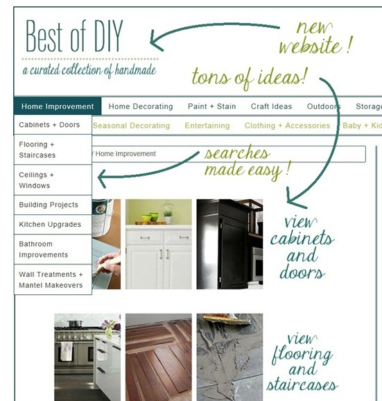 best of diy site
