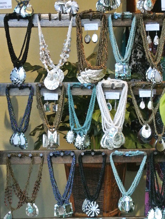 lahaina shop necklaces