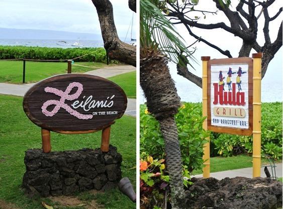 leilanis and hula grill kaanapali