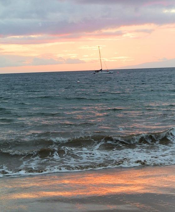 maui sunset