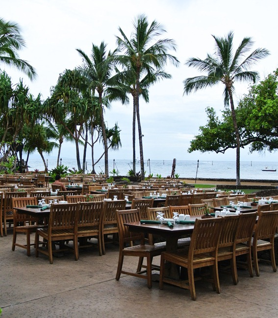 old lahaina luau seating