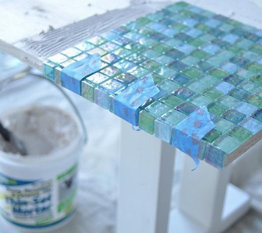 Diy Tile Outdoor Table Centsational Girl