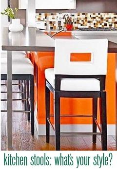 styles of kitchen stools