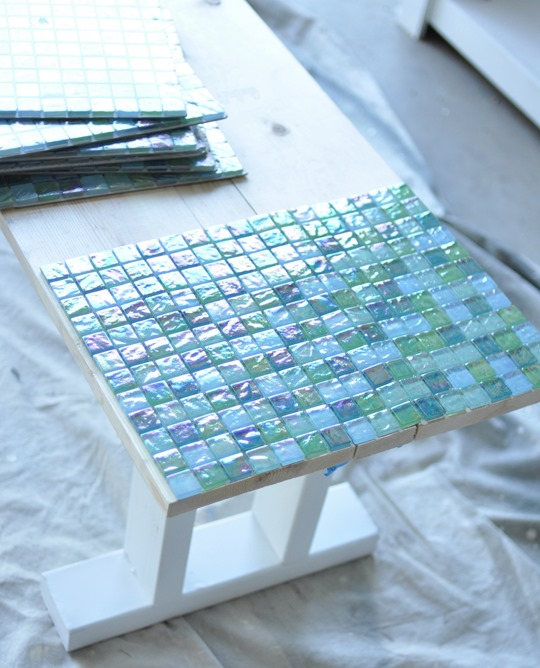 Diy Tile Outdoor Table Centsational Girl