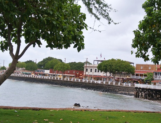 waterfront lahaina