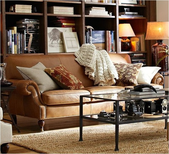 brooklyn sofa pottery barn