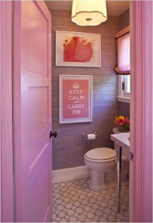pink bathroom grant k gibson