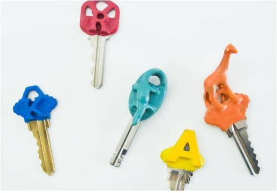 plasti dip key tops designmilk
