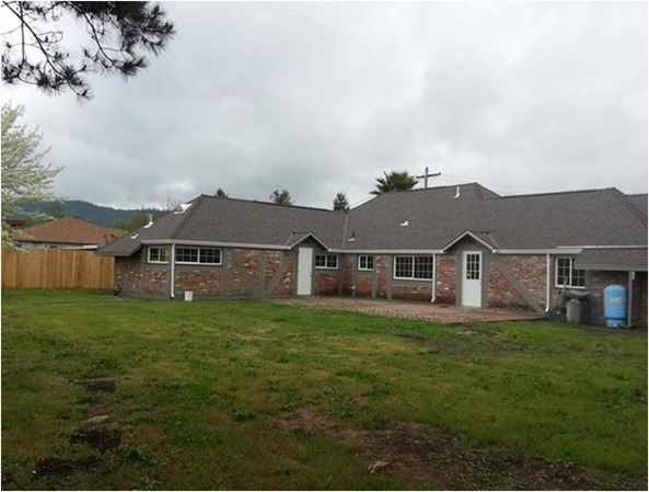 backyard today