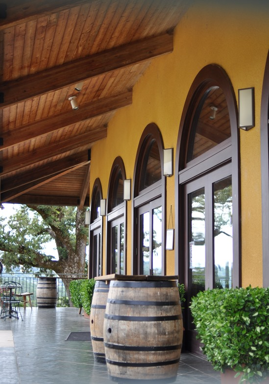 hanna winery healdsburg view