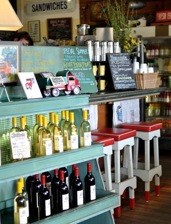inside jimtown store