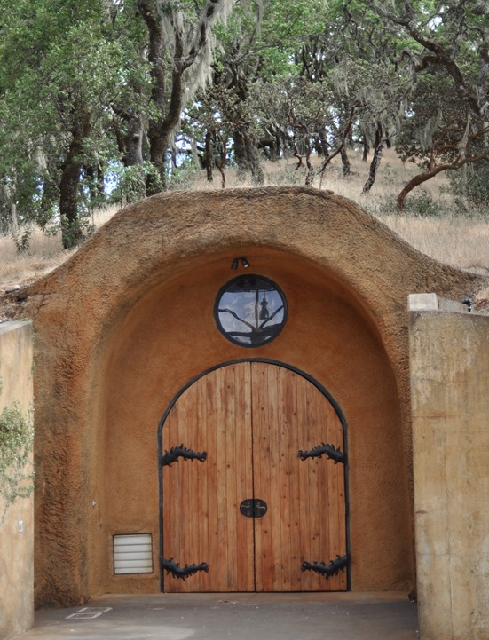 lancaster winery wine cave