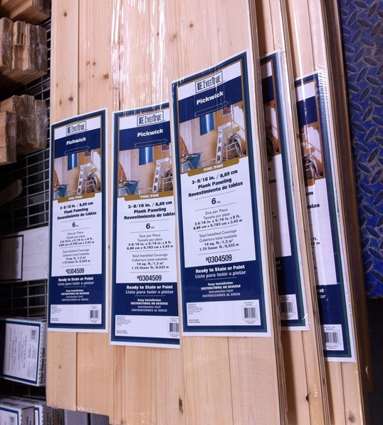 pickwick planks lowes
