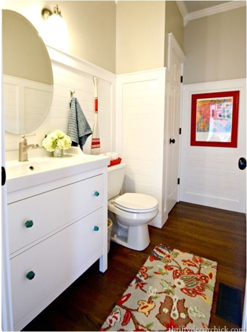 powder room tdc