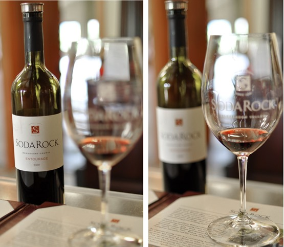 soda rock entourage