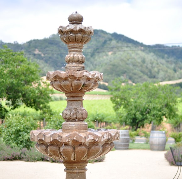 soda rock fountain