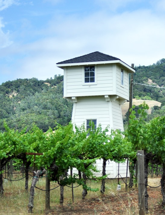 water tower alexander valley