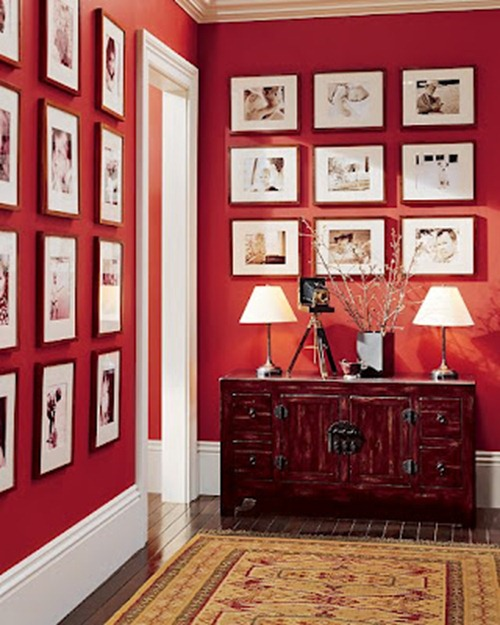 Decorating With Red Centsational Girl