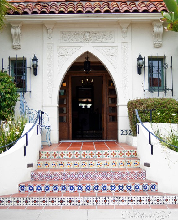 arched entry santa barbara cg