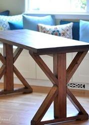 build a x base table