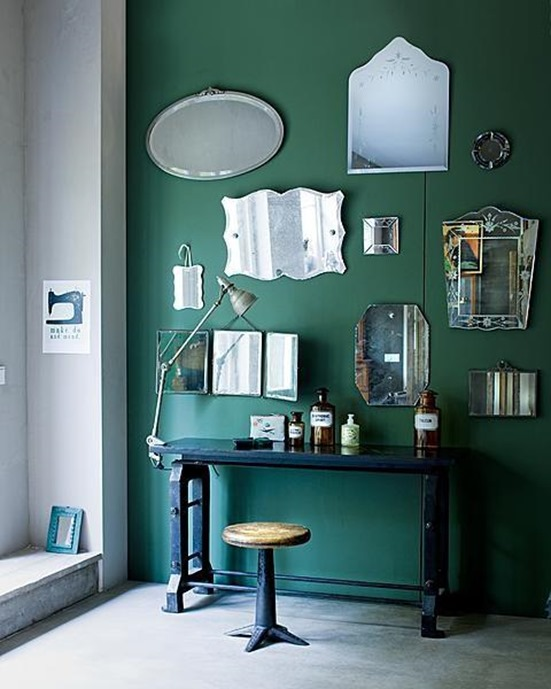 Decorating With Green Centsational Style
