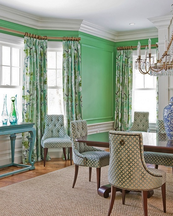 Decorating With… Green!