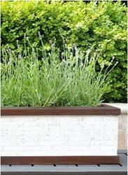mosaic tile planter