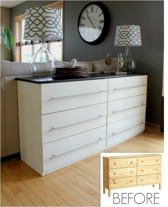 tarva turned sideboard