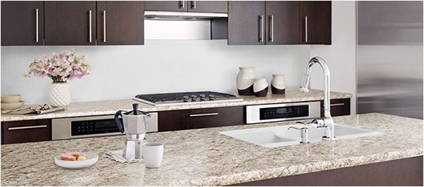5 reasons to choose laminate kitchen countertops for Wilsonart laminate cost per square foot