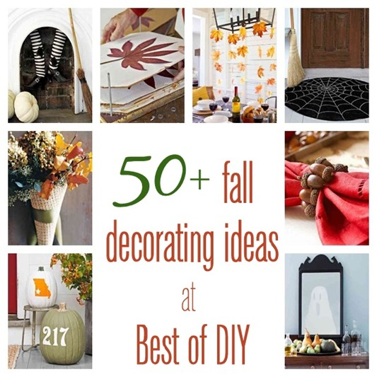 50  fall decorating ideas
