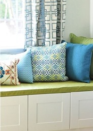 box cushion