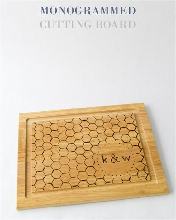 cutting board ruffled blog
