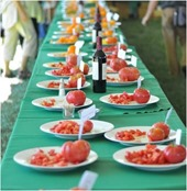 heirloom tomato festival